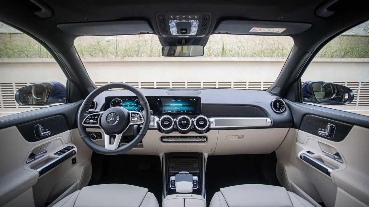 mercedes glb2021 Mercedes-benz-glb-200-launch-edition-2021-brasil