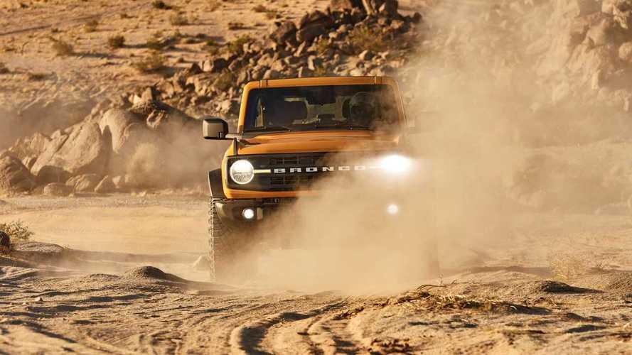 Ford Bronco 2021 - Configurador
