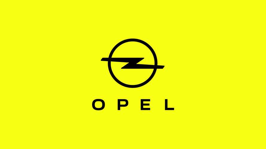 Opel Debuts Updated Logo And New Brand Identity