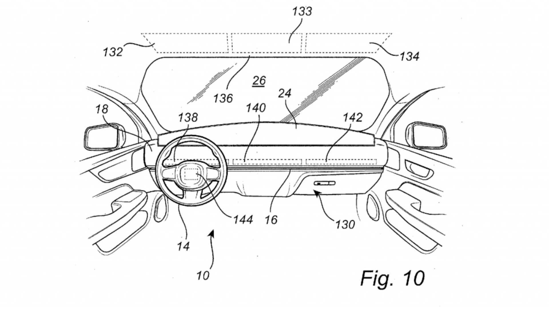 Volvo Kaydırılabilir Direksiyon Patenti