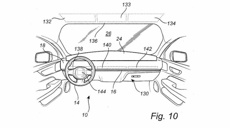 Volvo, aracın ön konsolunda hareket eden bir direksiyon üretebilir