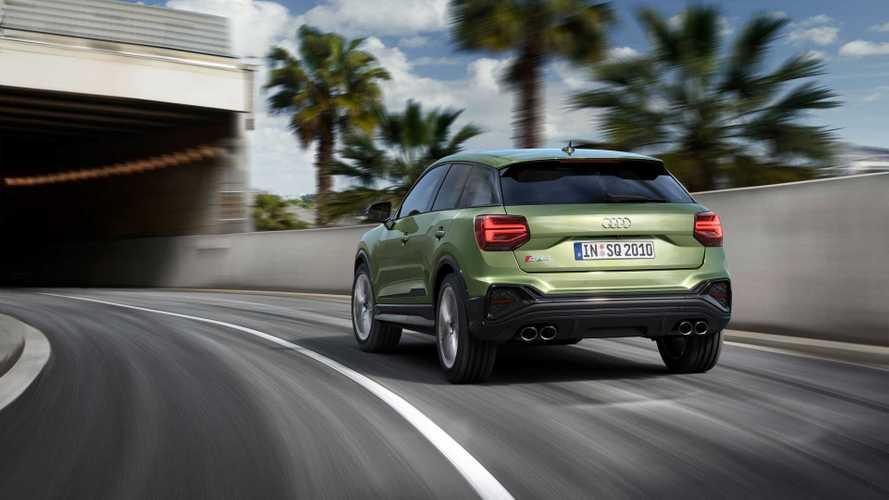 Audi SQ2 2021