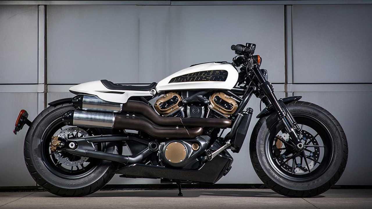 Harley Custom 1250