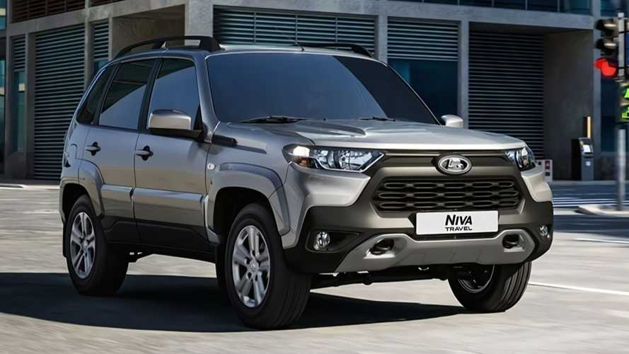 2021 Lada Niva Travel Is A No-Nonsense Off-Roader On The Cheap