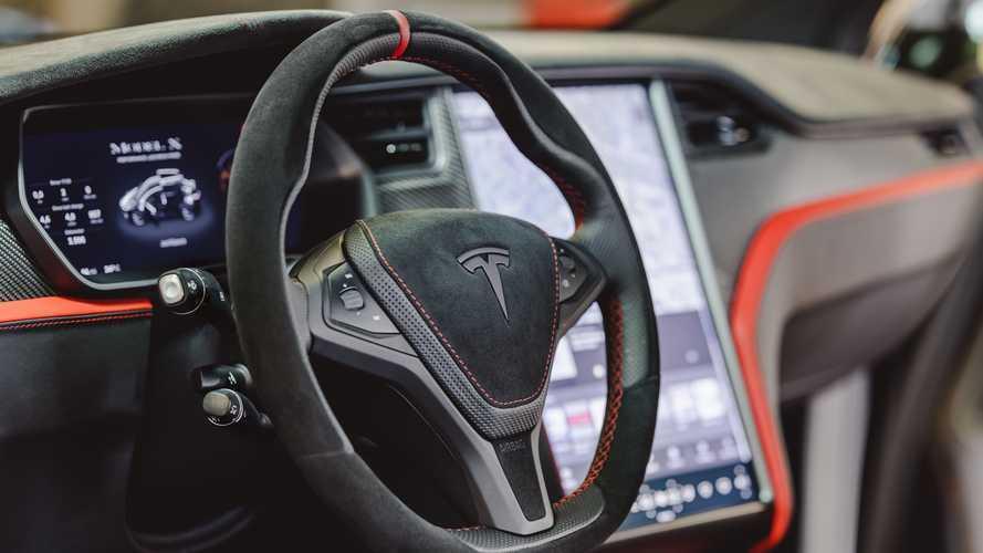 Tesla Model X by Vilner Garage