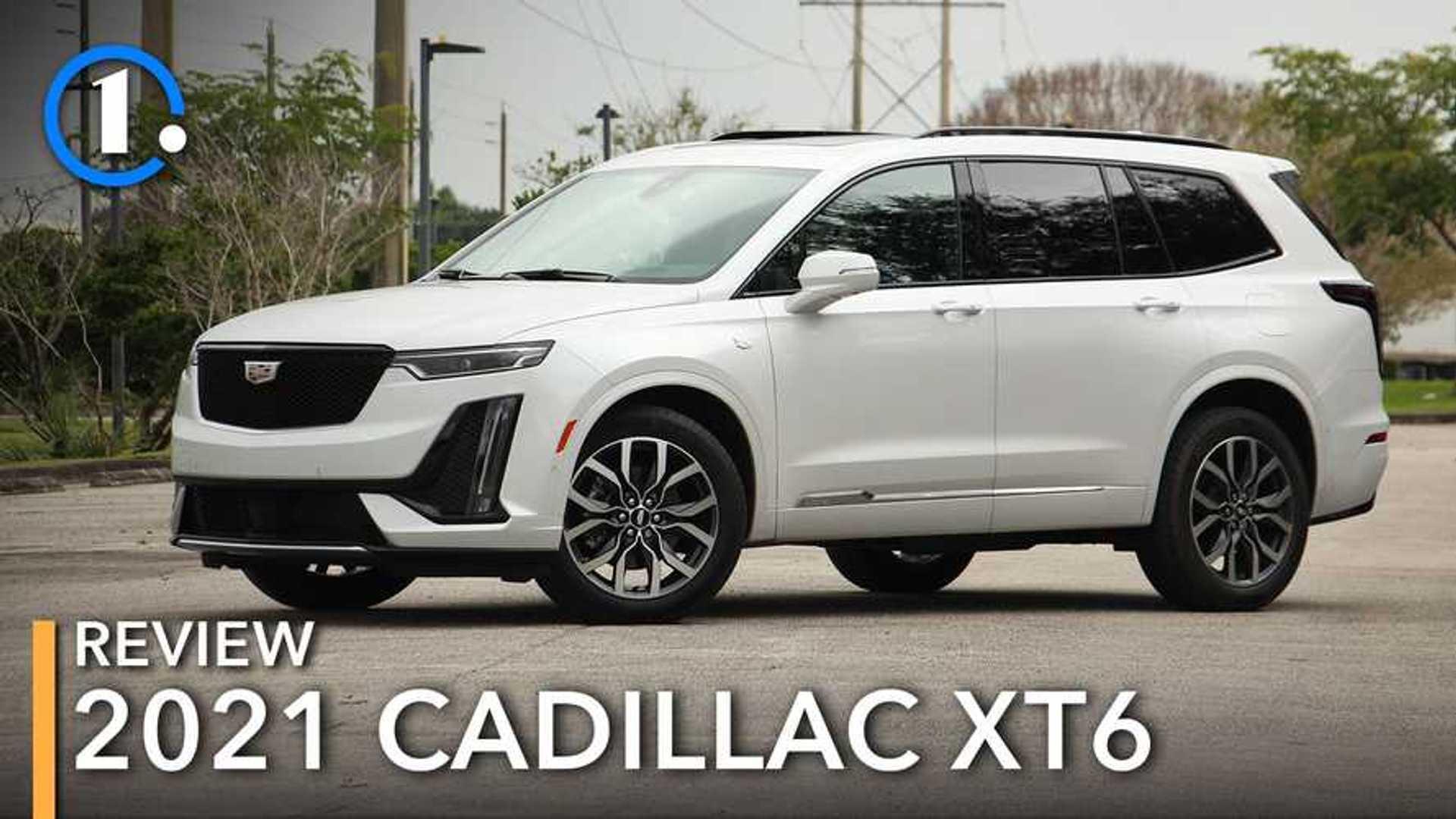 2021 Cadillac XT6 Sport Review: Just Not Good Enough