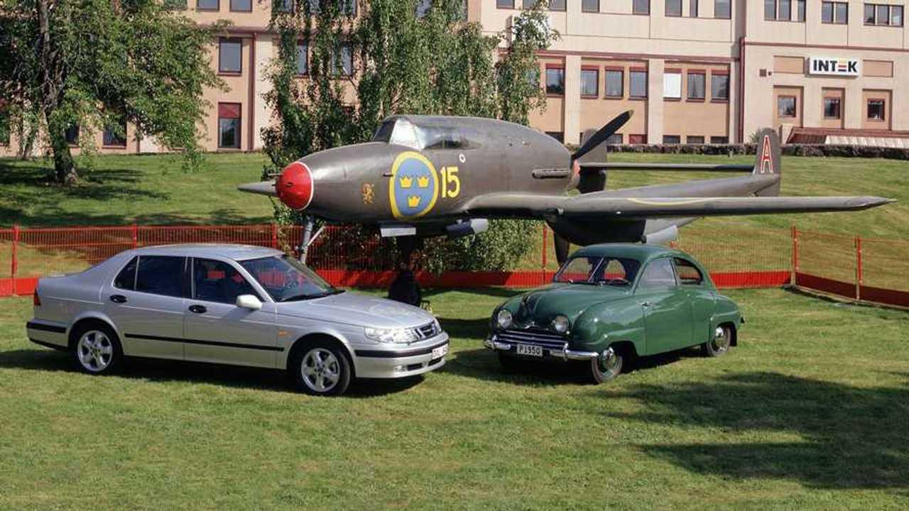 Cover Saab. la storia a 10 anni dall'addio definitivo