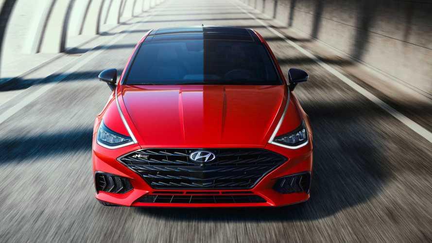 Hyundai раскрыла дизайн Sonata N Line (86 фото)