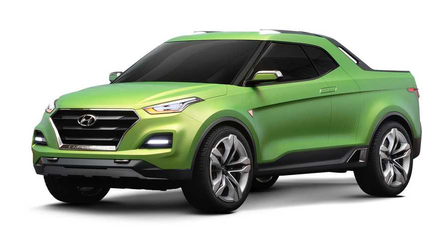 Hyundai Has 'Many Different Possible Options' For A Larger Pickup