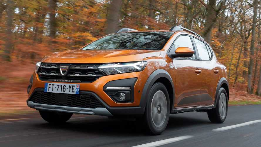 Essai Dacia Sandero Stepway (2021)