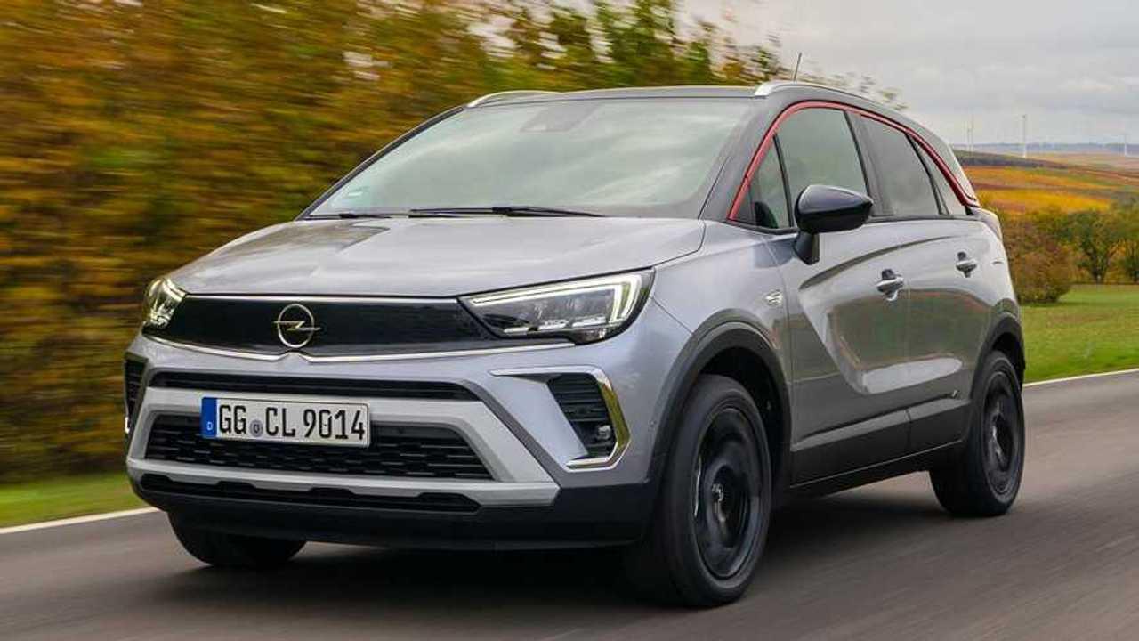 Opel Crossland 2021, prueba