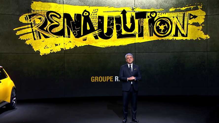 Luca De Meo Says EVs Will Help Rescue Renault From Hell