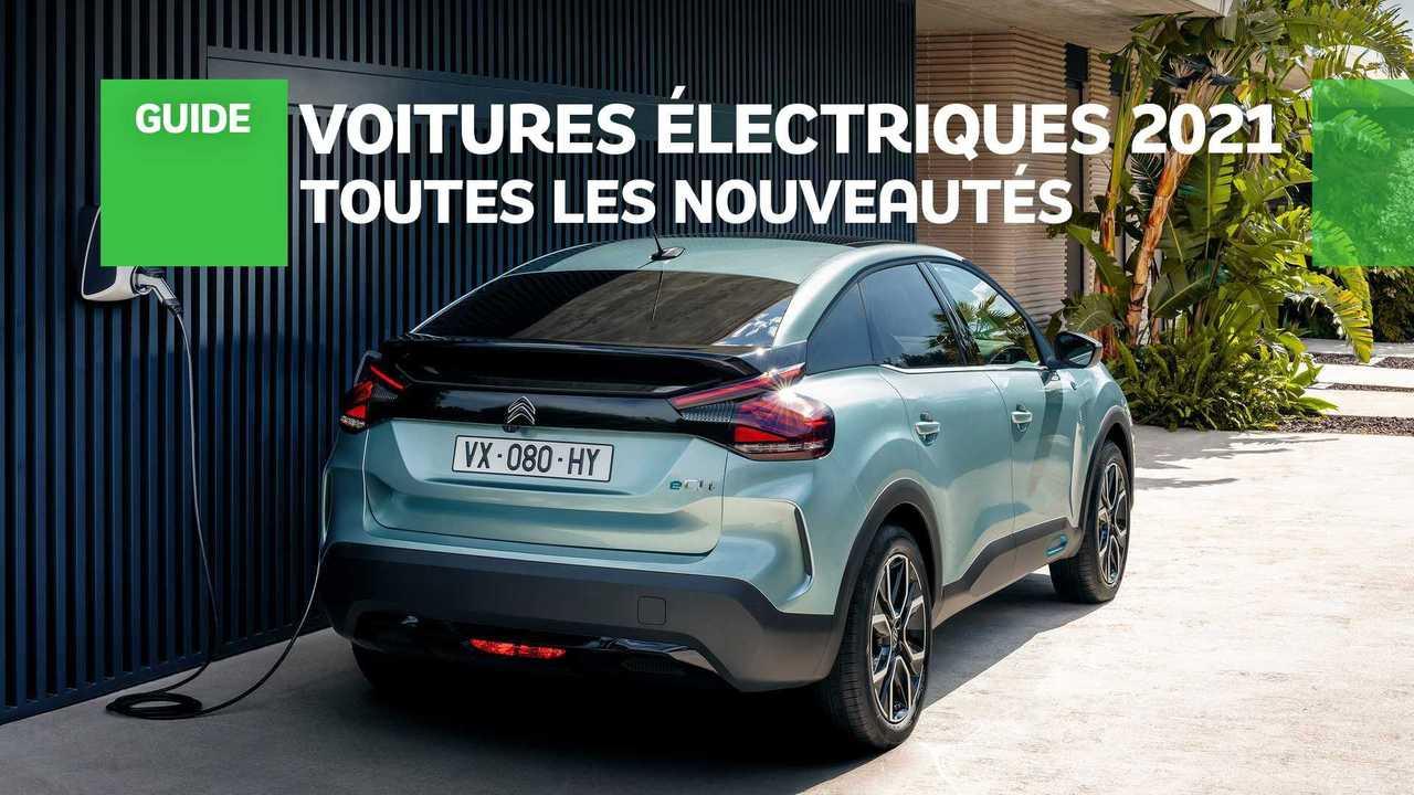Guide voitures électriques 2021