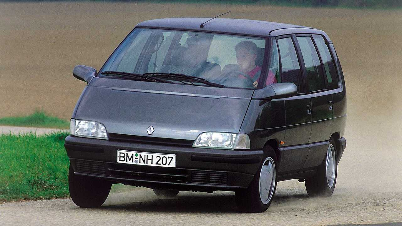 Renault Espace (2. Generation)