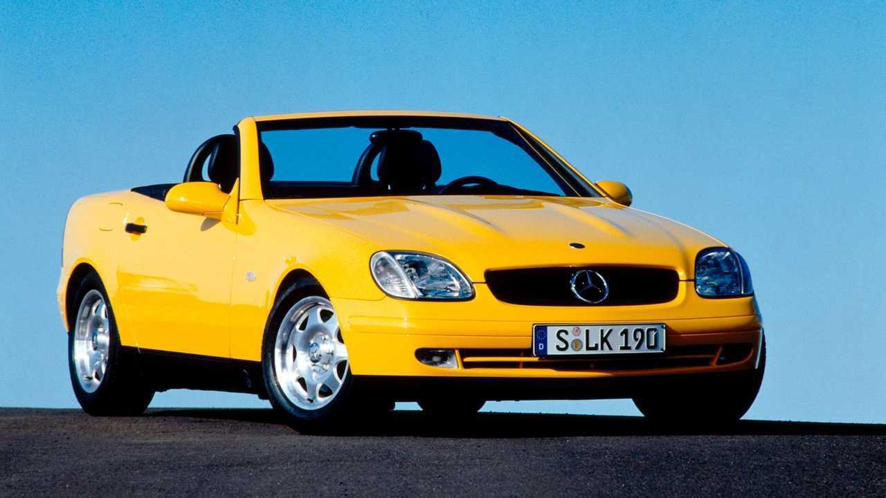 Mercedes SLK (1996)