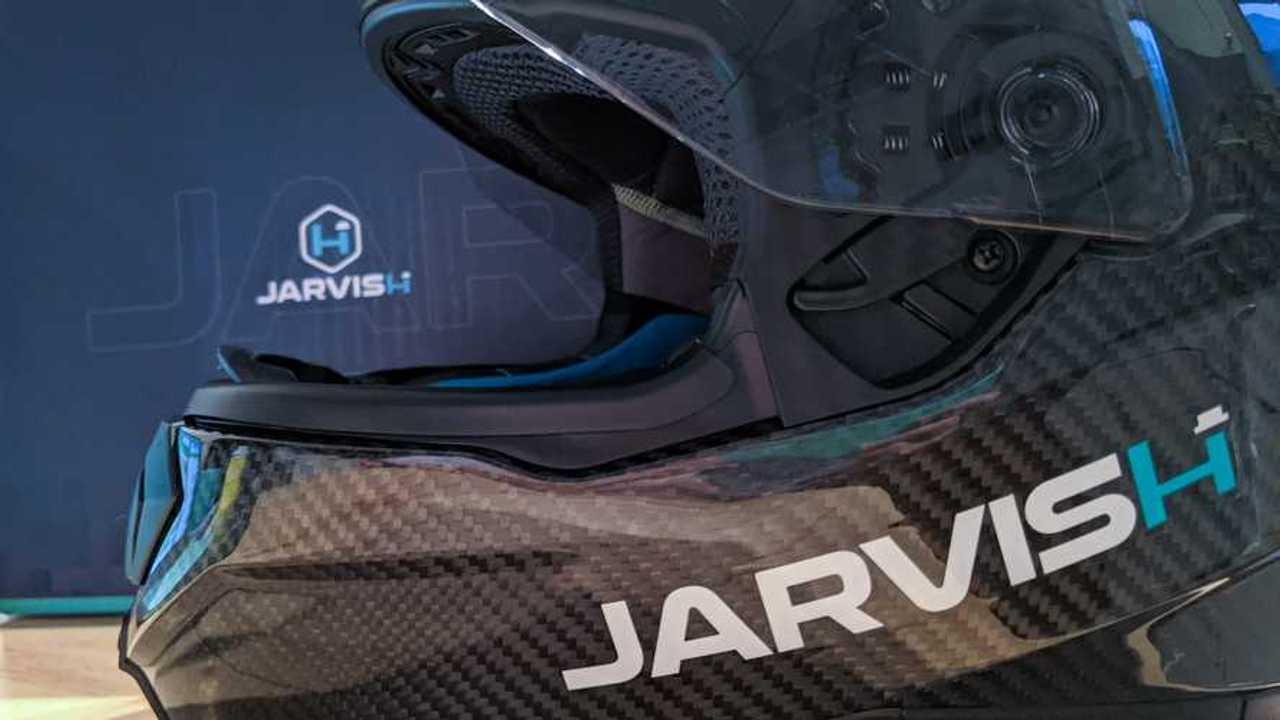 Jarvish X Smart Helmet