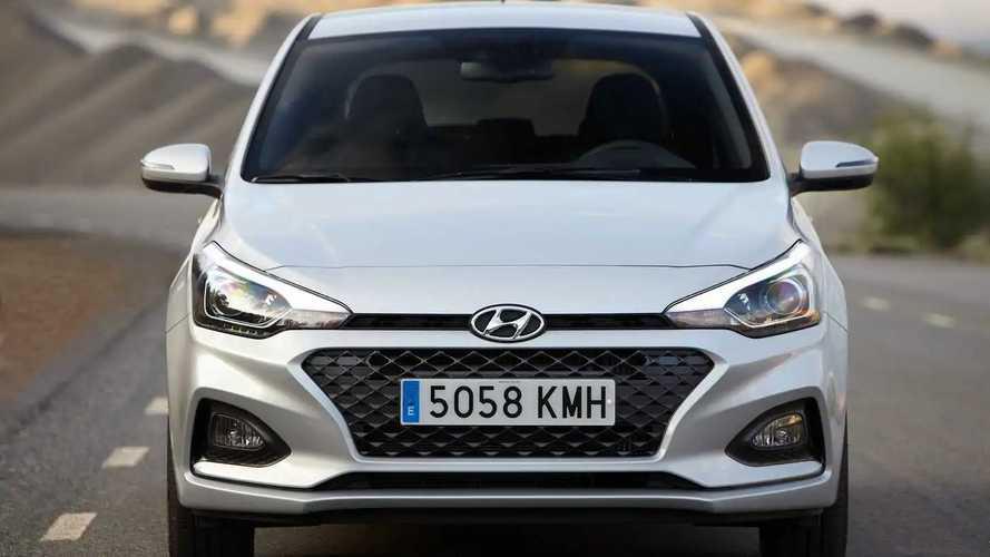 Hyundai i20 (2018–20)