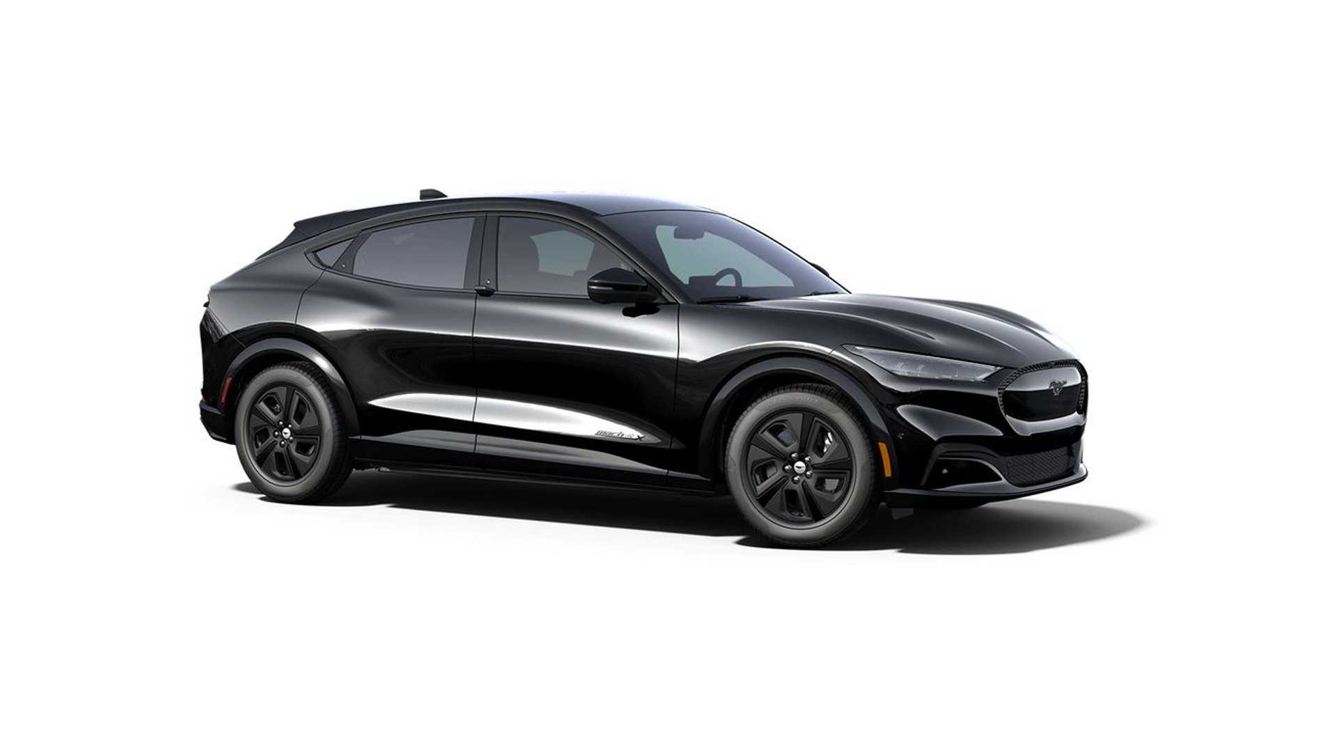 Ford Mustang Mach-E California Route 1 EPA Range/Efficiency Rating