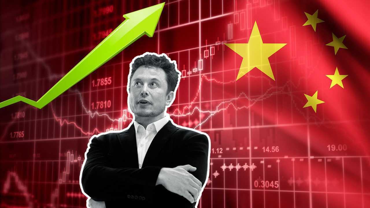 Musk Cina