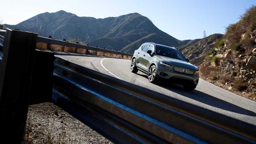Volvo Quadrupled Plug-In Electric Car Sales In April 2021