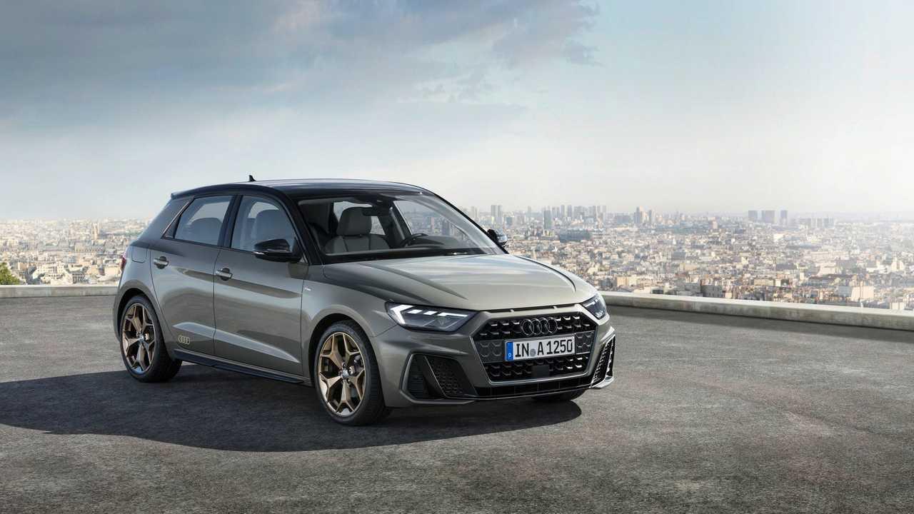 Audi A1 Sportback m.y. 2021