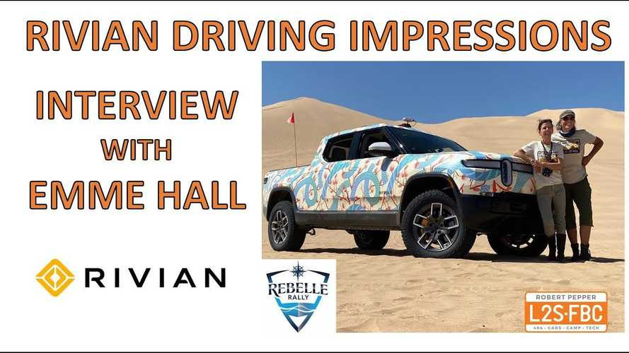 Rivian R1T 8-Day Road-Trip Review: In-Depth Driver Interview