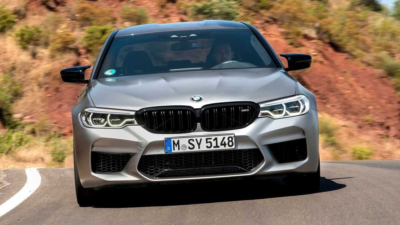 4 - BMW M5