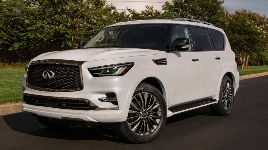2021 Infiniti QX80 Arrives With New, More Luxurious Flagship Trim