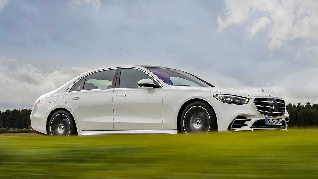 2021 Mercedes-Benz S-Class First Drive Review: The Future ...