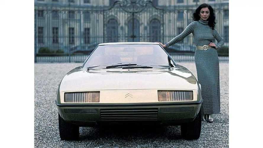 Citroën GS Camargue concept, la coupé mancata