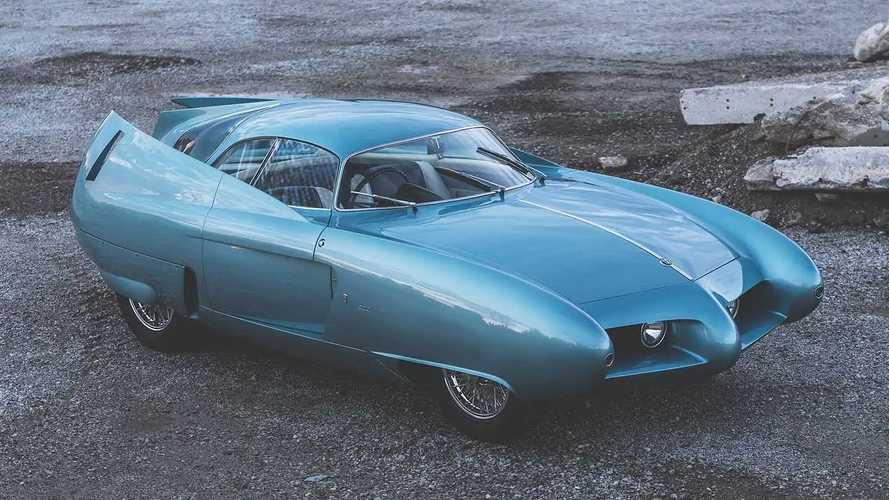 Alfa Romeo B.A.T. 5, 7 y 9 de Bertone