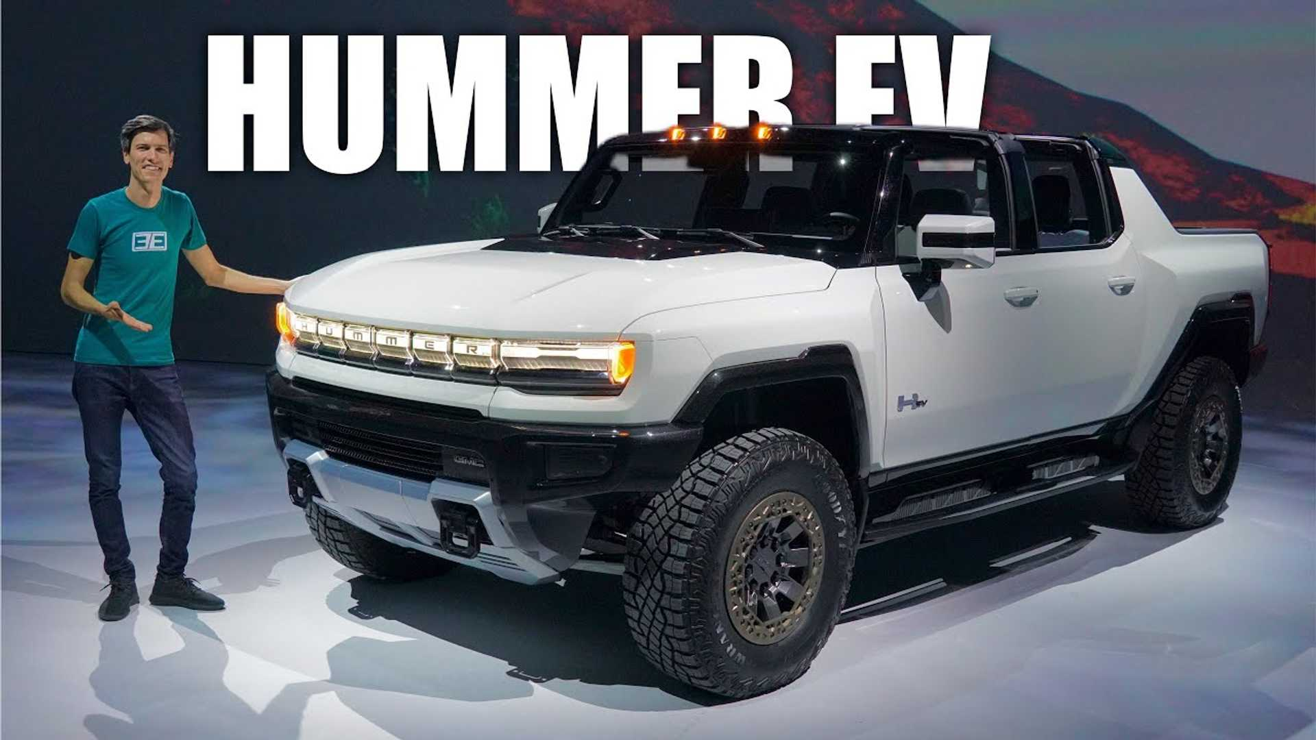 Engineering Explained Goes In-Depth With New GMC Hummer EV ...