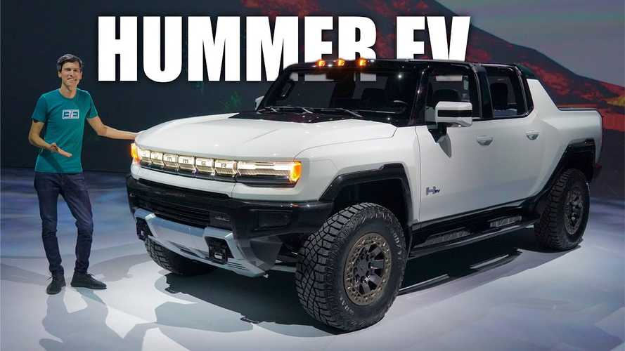 Engineering Explained Goes In-Depth With New GMC Hummer EV Supertruck