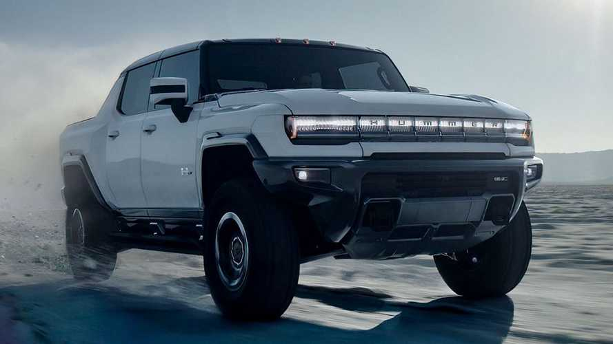 Three-Motor GMC Hummer EV May Be In Same GVWR Class As Silverado 3500