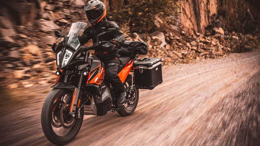 New Entry-Level 2021 KTM 890 Adventure Makes An Appearance