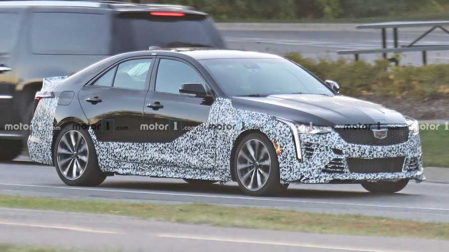 2022 Cadillac CT4-V, CT5-V Blackwing Options Reportedly Leaked