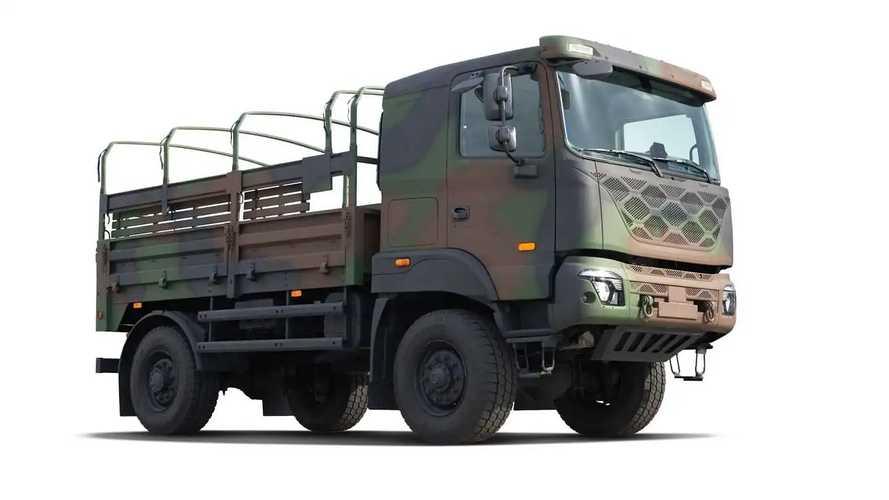 Kia Motors vehículos militares