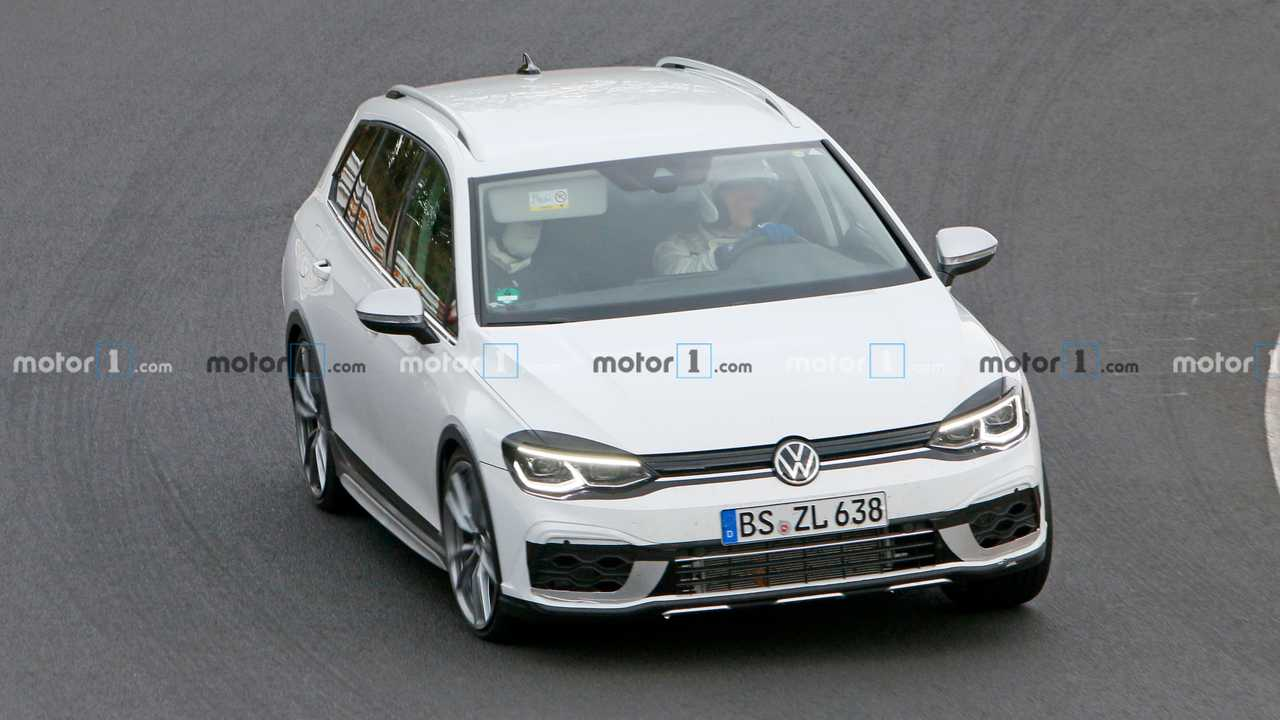 Volkswagen Golf R Variant en Nürburgring