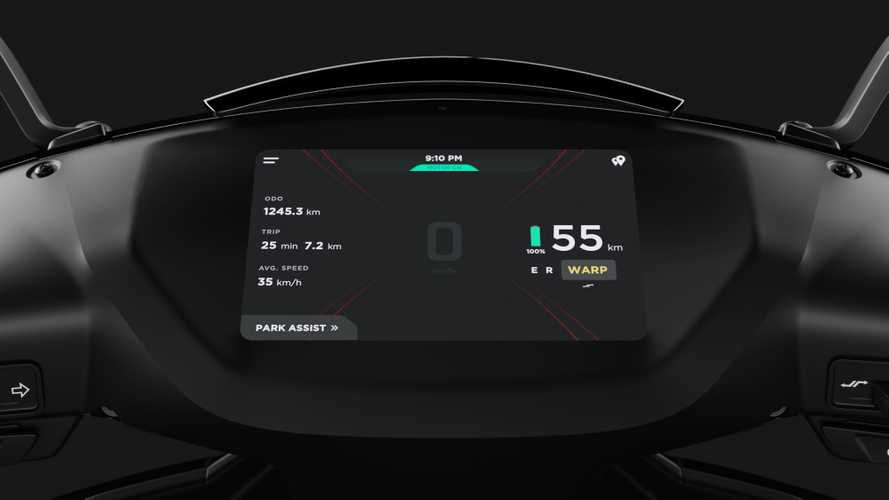 Ather 450X Gets Nifty Bluetooth-Enabled Updates