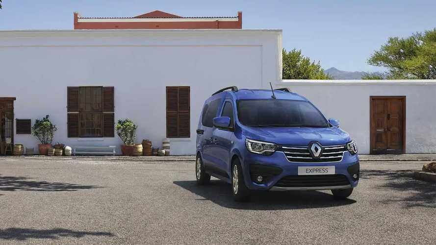 Renault Express (2020)