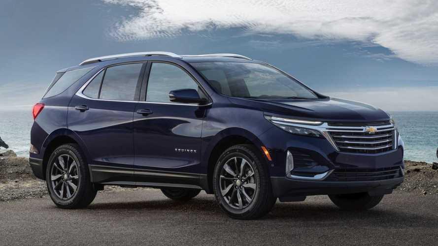 Chevrolet Equinox reestilizado perderá motor 2.0 turbo, diz site