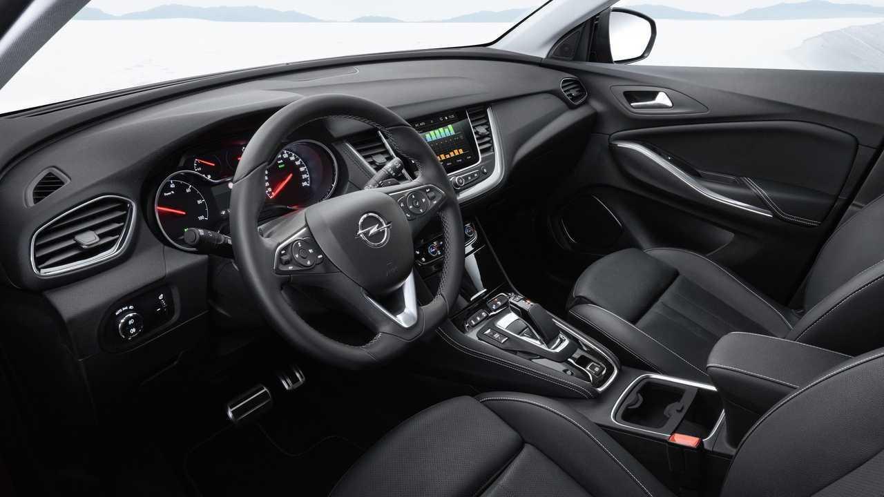 Opel Grandland X (2021)