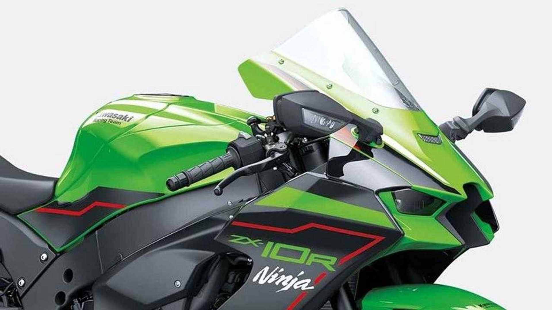 Kawasaki Ninja Zx 10r E Zx10 Rr 2021 Motor1 Com Fotos