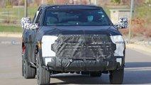 Toyota Tundra Spy Shots