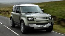 Land Rover Defender 110 P400e