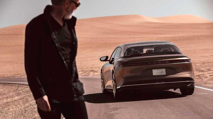 L'Arabie Saoudite pourrait produire les voitures électriques de Lucid