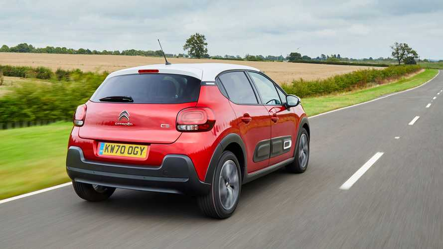 New Citroen C3 PureTech 3-cylinder petrol engine
