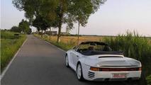 1987 Porsche 959 Cabrio