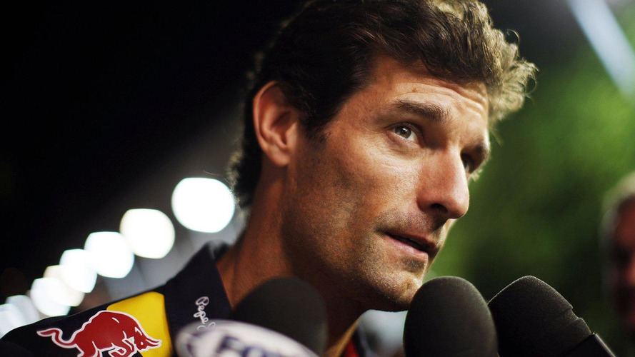 Webber deploying 'tricks' to keep motivation