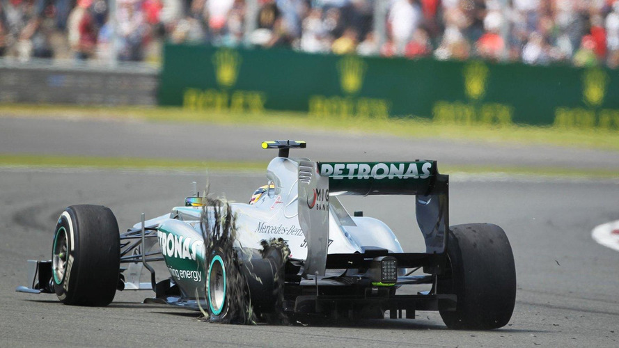 F1 begins to respond to tyre-exploding crisis